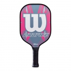 Wilson Profile Pickleball Paddle (Pink/Grey) - Wilson Pickleball Paddles, Bags and Accessories
