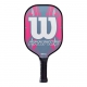 Wilson Profile Pickleball Paddle (Pink/Grey) - Shop the Best Selection of Wilson Pickleball Paddles