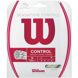 Wilson Sensation Control 16g Tennis String (Set)