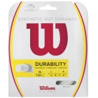 Wilson Synthetic Gut Duramax 16g White (Set) - Wilson Tennis String