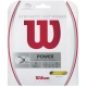 Wilson Synthetic Gut Power 17g Gold (Set) - Synthetic Gut Tennis String