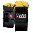 Wilson Portable Ball Machine with 2-Line Feature - Wilson Ball Machines