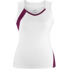 DUC Wink Women's Tank (Wht/ Mrn) - Women's Tops Sleeveless Shirts Tennis Apparel