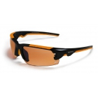 Maxx HD Wizard Sunglasses (Black/Orange) - Tennis Accessory Brands