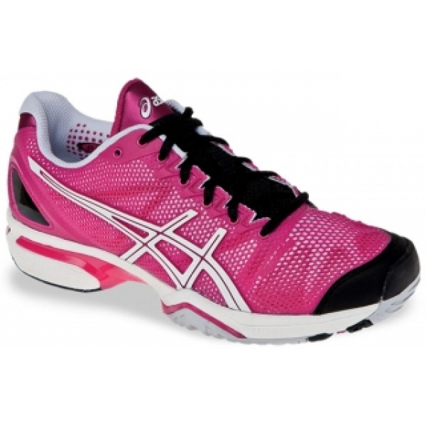 Asics Women's GEL-Solution Speed Tennis Shoes (Beetroot Purp/Wht