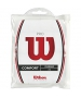 Wilson Pro Overgrip 12 Pack (White) - Wilson Replacement Grips and Overgrips