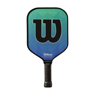 Wilson Energy Pro Pickleball Paddle (Green/Blue)