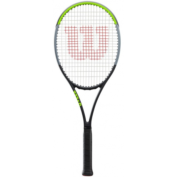 WR013711U.Wilson Blade v7 98 (18x20) Tennis Racquet Dense String Pattern for Stability and Control