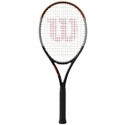 Wilson Burn 100 V4 Demo Racquet - Not for Sale - Shop the Best Selection of Tennis Racquets