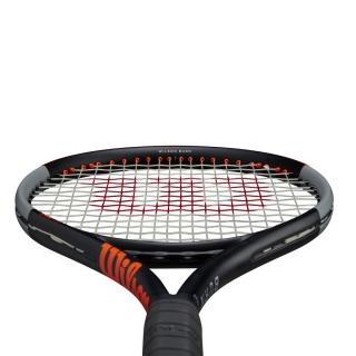 Wilson Burn 100S V4 Tennis Racquet