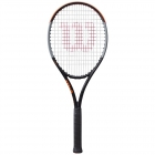 Wilson Burn 100S V4 Tennis Racquet - Shop the Best Selection of Tennis Racquets