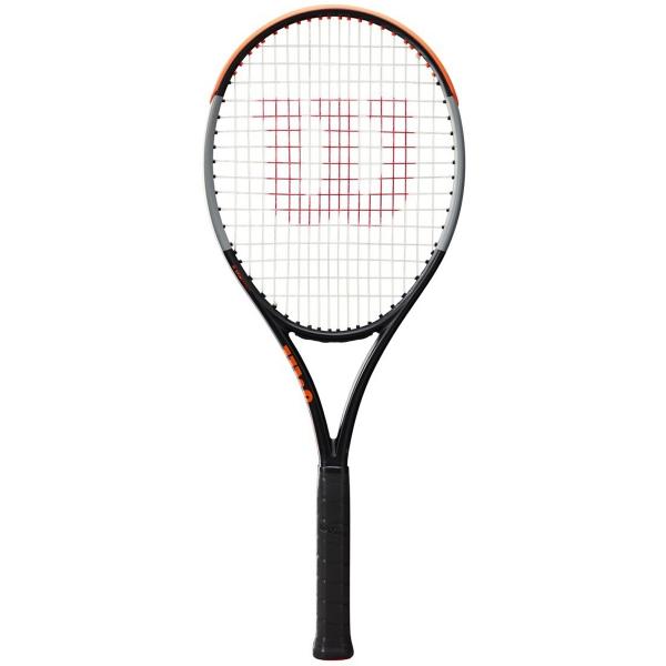 Wilson Burn 100ULS v4 Tennis Racquet