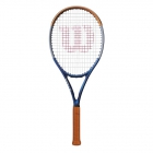 Wilson Clash 100 Limited Edition Roland Garros Tennis Racquet - Specials & Deals on Premium Tennis Gear