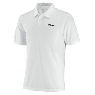 Wilson Men's Great Get Polo (White)