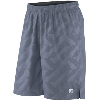 Wilson Mens Pure Battle Shorts (Flint Grey)
