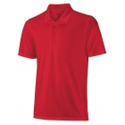 Wilson Men's On Court Polo (Red) - Men's Team Apparel