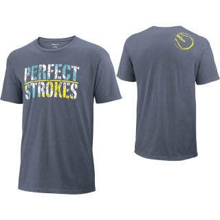 Wilson Mens Pure Battle Tee (Flint Grey)