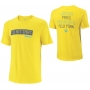 Wilson Mens Graphic Tee (Gold)