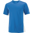 Wilson Men's On Court Crew (Royal) (Team) - Men's Tops Tennis Apparel