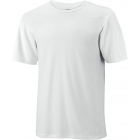 Wilson Men's Rush Colorblock Crew (White) - Wilson Men's Apparel Tennis Apparel