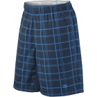 Wilson Men's Rush Plaid Short (Navy) (Team) - Wilson