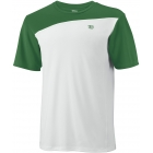 Wilson Men's Team Colorblock Crew (Forest) - Wilson