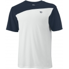 Wilson Men's Team Colorblock Crew (Navy) - Wilson