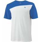 Wilson Men's Team Colorblock Crew (Royal) - Wilson