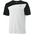 Wilson Men's Team Colorblock Crew (Black) - Wilson