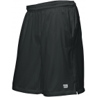 Wilson Men's Rush Woven Short (Black) - Wilson Men's Apparel Tennis Apparel