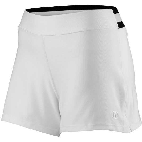 Wilson Women's Sweet Spot Short (White/ Black)
