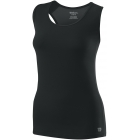 Wilson Women's Rush Tank (Black) - Women's Team Apparel