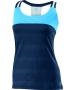 Wilson Women's Specialist Mesh Tank (Navy) - Wilson Women's Apparel Tennis Apparel