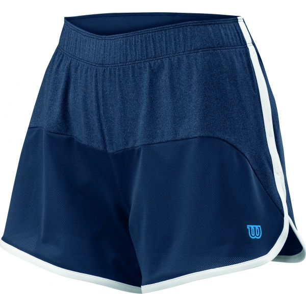 Wilson Women's Specialist Knit Short (Navy/ White)