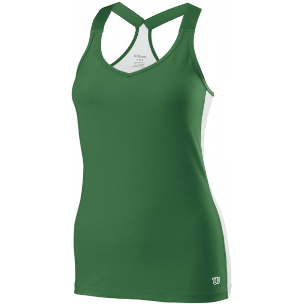 Wilson Women's Team Tank II (Forest)