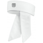 Wilson Bandana (White) - Wilson Headbands & Writsbands Tennis Apparel
