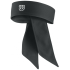 Wilson Bandana (Black) - Wilson Headbands & Writsbands Tennis Apparel