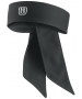 Wilson Bandana (Black) - Wilson Headbands & Wristbands
