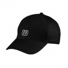Wilson Youth Tour W Tennis Cap (Black) - Tennis Hats