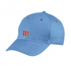 Wilson Youth Tour W Tennis Cap (Coastal Blue) - Tennis Hats