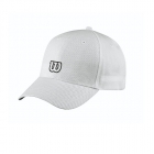Wilson Youth Tour W Tennis Cap (White) - Tennis Hats