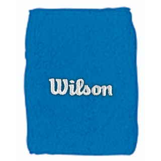 Wilson Double Wristbands (Pool Blue)