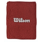 Wilson Double Wristbands (Red) - Wilson Headbands & Writsbands Tennis Apparel