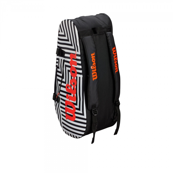 Wilson Super Tour Large 2 Compartment Tennis Bag (Bold Edition)