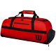 Wilson Tour Racket Duffel (Red) - Tennis Travel Duffel Bags