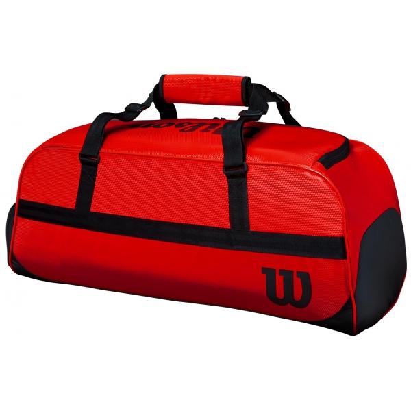 Wilson Tour Racket Duffel (Red)