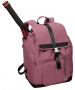 Wilson Womens Fold Over Tennis Backpack (Wine) - Wilson Tennis Bags