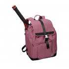 Wilson Womens Fold Over Tennis Backpack (Wine) - Wilson Tennis Gear