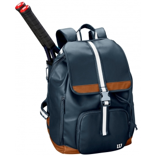 Wilson Women's Fold-Over Tennis Backpack (Navy)