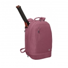 Wilson Womens Minimalist Tennis Backpack (Wine) - Wilson Tennis Gear